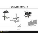 HERKULES PLUS rullikute komplekt